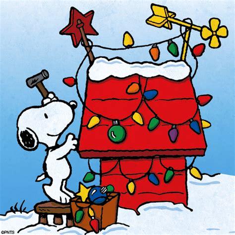 divertidas tarjetas navidenas  snoopy  compartir fraseshoyorg
