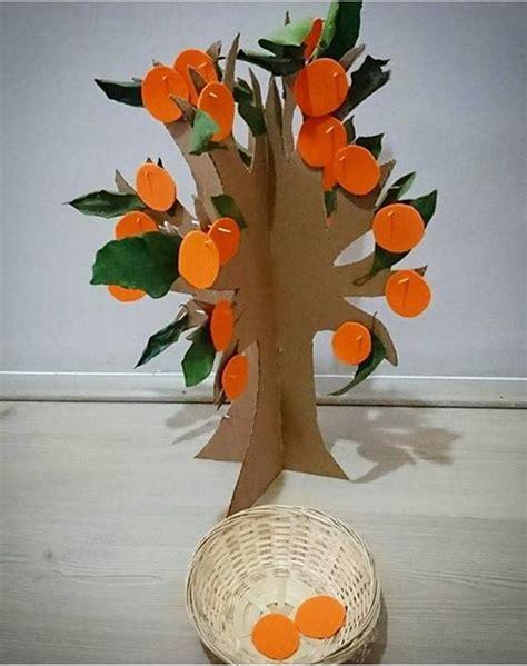 orange craft for orange craft for preschool preschool and homeschool
