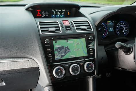 Subaru Eyesight Technology Uk Subaru Introduces Eyesight Technology For Levorg