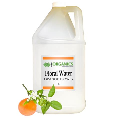 floral water orange flower floral water organic essential oils