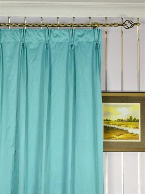 silk pinch pleat drapes faux silk pinch pleat curtains curtain menzilperde net