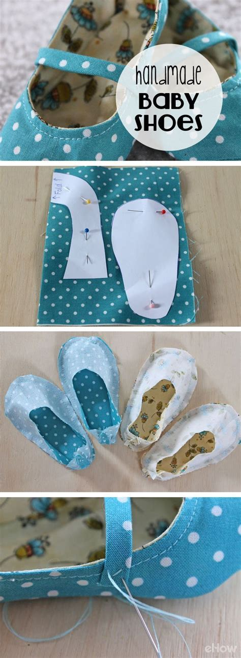 How To Make Handmade Baby Shoes - 17 best ideas about money crafts on