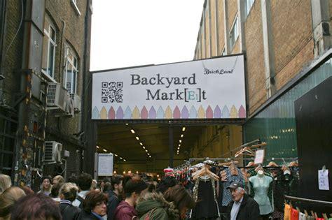 backyard market brick lane areas of london visiting brick lane london budget