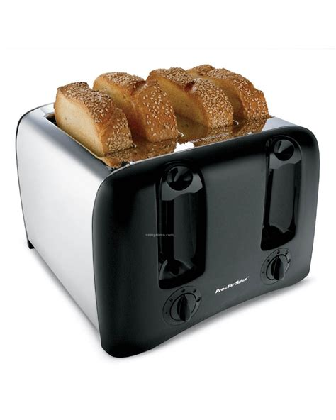 Krups 4 Slice Toaster Oven Proctor Silex 4 Slice Toaster W Cool Wall Sides China