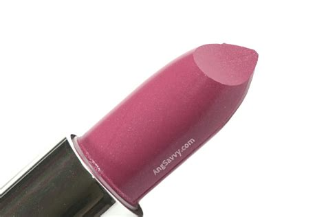 Lipstick Maybelline Colour Show maybelline color show sweet orchid lipstick review ang savvy