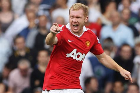 paul scholes coming out of retirement