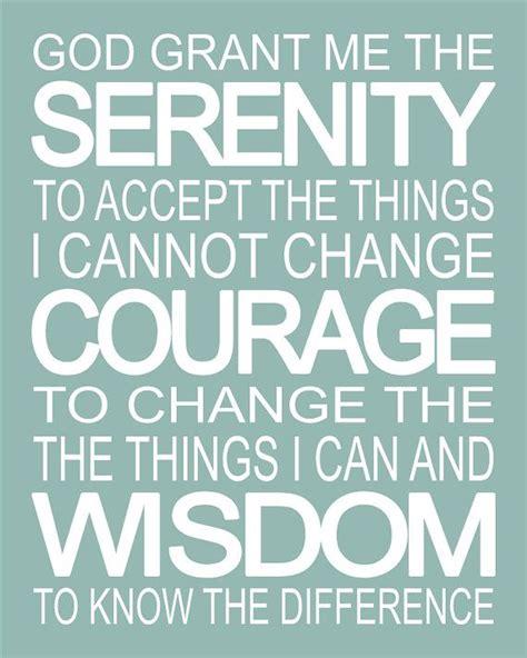 Serenity Prayer Meme - best 25 serenity prayer ideas on pinterest prayer of