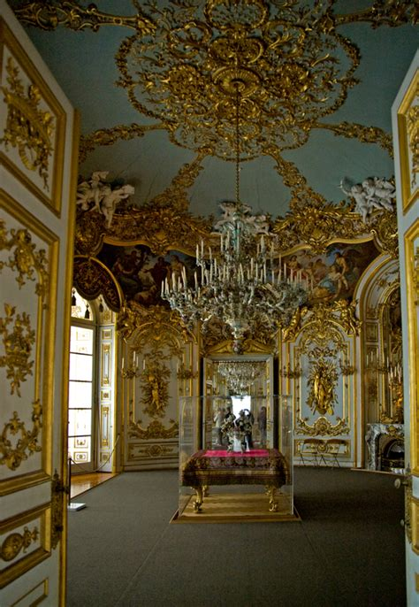 mansion speisesaal neues schloss herrenchiemsee