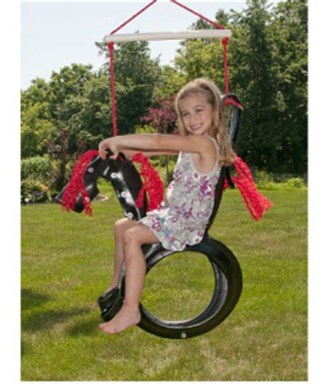 horse tire swing tractor supply hot tractor or pony tire swing for 19 99 from 65