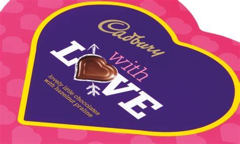 cadbury valentines day cadbury s rolls out chocolates for s day