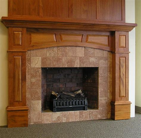a corner cabinet shop fireplace mantels