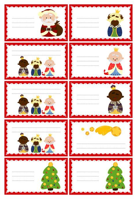 Etiquettes Cadeau Noel by Etiquettes No 235 L 224 Imprimer Pour Cadeaux