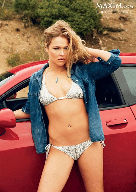 ronda rousey breast implants before and after ufc s ronda rousey takes maxim cover pictures 5thround