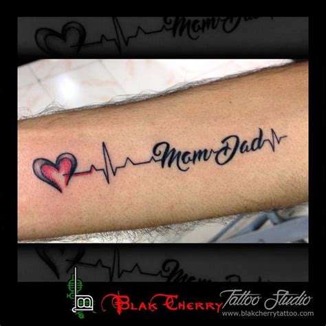 mom dad tattoo designs tattoos and best
