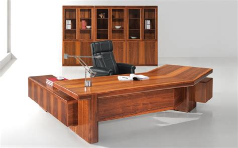 Where To Buy An Office Desk by Director Table Singapore Offitek