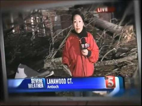 wtvf traffic reporter rebecca wtvf newschannel 5 this morning promo 2011 youtube