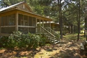 Lakefront Cabin Rentals Palmetto Shores Resort Cabin Rental On Lake Marion