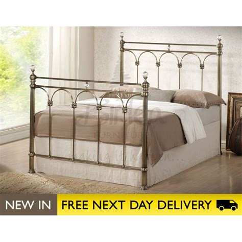 king size metal bed shanghai 5ft king size antique brass metal bed cheapest