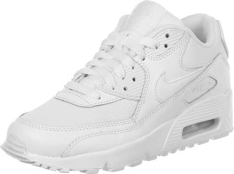 Nike Airmax 90 Cewe Running 37 40 nike air max 90 mesh gs shoes white