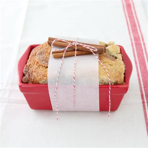 christmas gift idea easy cinnamon bread recipe