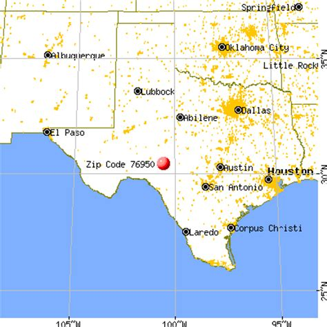 where is sonora texas on the map 76950 zip code sonora texas profile homes apartments schools population income