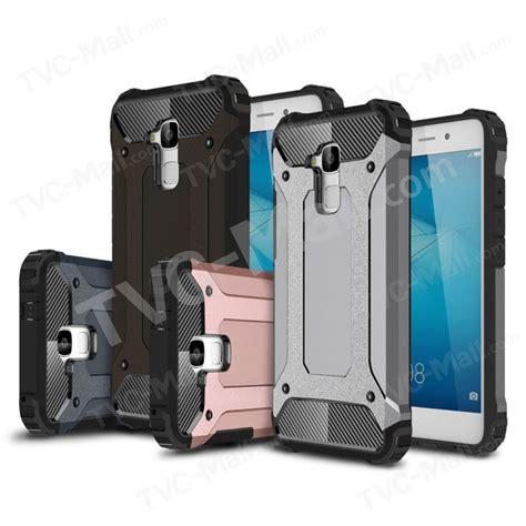 Huawei Honor 5c Honor 7 Lite Bumper Armor Cover Casing Mewah armor pc tpu protective cover for huawei honor 5c honor 7