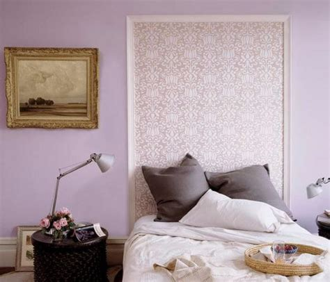 headboard wallpaper 9 diy headboard ideas for your cozy bedroom diy experience
