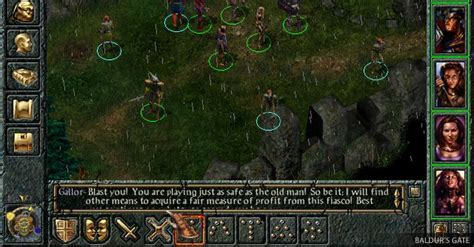 baldur s gate android baldur s gate enhanced edition для android