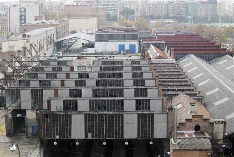 cocheras metro madrid el ayuntamiento rechaza el plan para las cocheras de