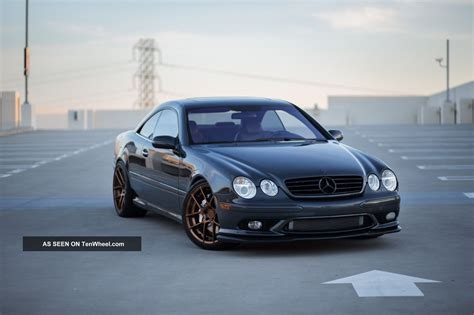 mercedes cl55 amg 2003 mercedes cl55 amg one of a