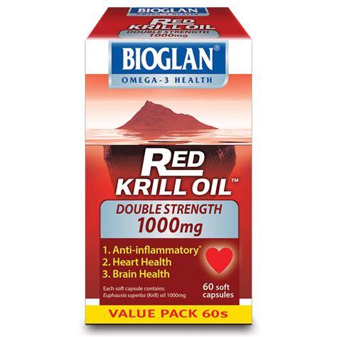 Diskon Healthy Care High Strength Krill 1000 Mg 60 Kapsul bioglan krill strength 1000mg