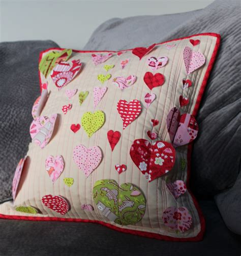 images of love pillow full of love pillow finished therm o web