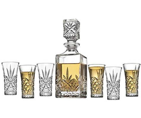 Godinger Barware by Godinger Mini Whiskey Decanter And Glasses Barware