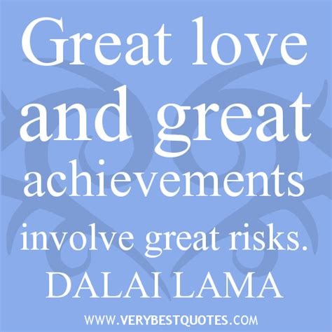 great risk risk dalai lama risk quotes image quotes at hippoquotes