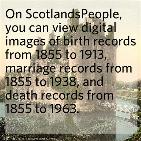 Birth Records Scotland Free Seeking Scots Ancestors Family Tree