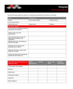 performance review templates employee review template performance review template