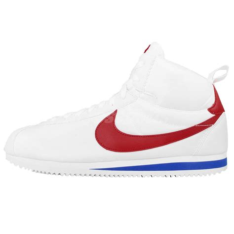 Nike Cortes Navy Original Made Indonesia 1 nike cortez chukka og classic white blue mens run