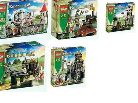 7 Lego Toys For 2010 by 2010 Lego Kingdoms Summer Sets