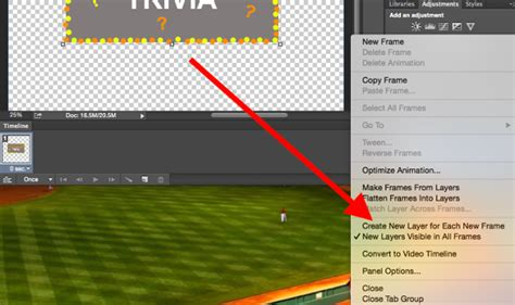 New Layer Tunik Jaguard Fs how to make an animated gif in photoshop tutorial