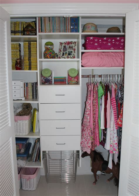 kids clothing storage closet organization part 1 bedroom organized ohana