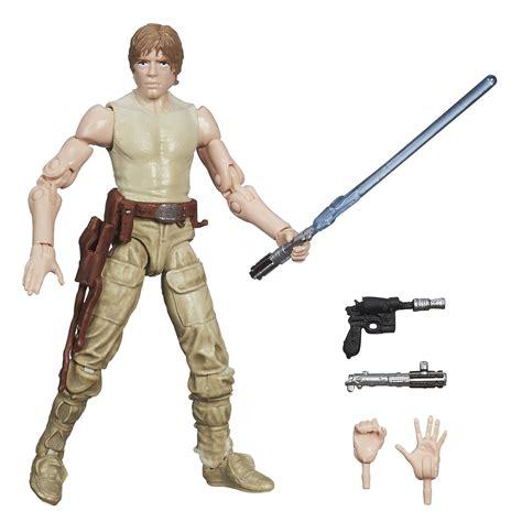 Luke Skywalker Wars Black Series 375 Inch Hasbro wars the black series 21 luke skywalker esb