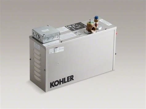 kohler bathroom accessories kohler 9 kw steam generator for custom application