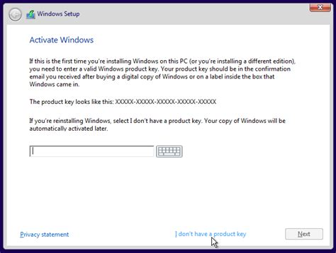 install windows 10 home you don t need a product key to install and use windows 10