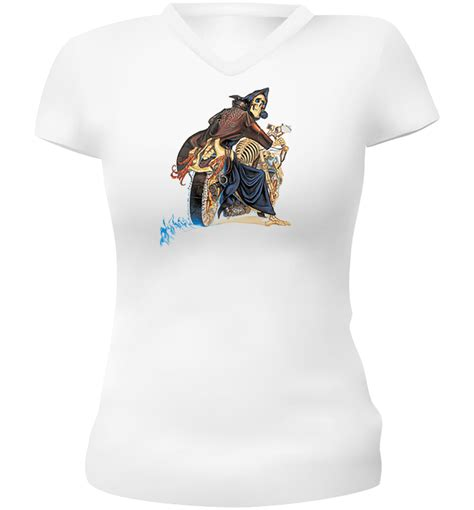 T Shirt Walet Riders Clothing pale rider discworld