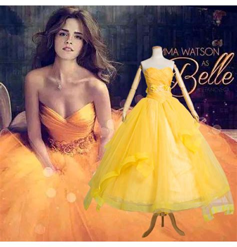 2017 Movie Beauty And The Beast Princess Belle Dress | 2017 movie beauty and the beast princess belle dress