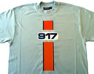Porsche 917 T Shirt Porsche 917 Le Mans