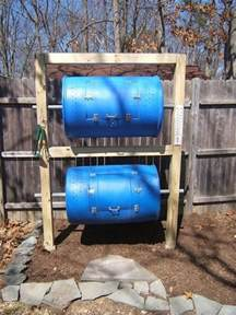 Backyard Composting by Diy Compost Bin Ideas