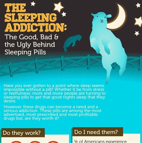 Sleeping Pill Detox by Top 5 Addiction Infographics