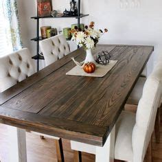 dining room table styles a diy industrial farmhouse pipe leg table industrial