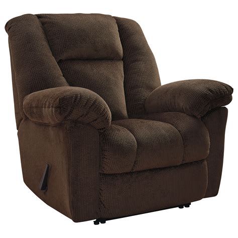 Zero Wall Recliner Signature Design By Nimmons Casual Wall Saver Recliner Wayside Furniture Three Way